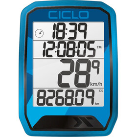 Ciclosport Protos 213 Fietscomputer, blue
